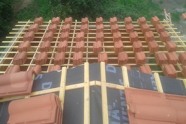 Rénovation de toiture à Lourde - Ets Garcia Couvreur